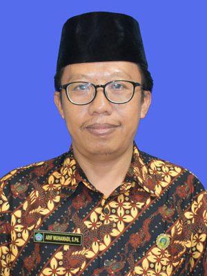 Arif Muhamadi, S.Pd