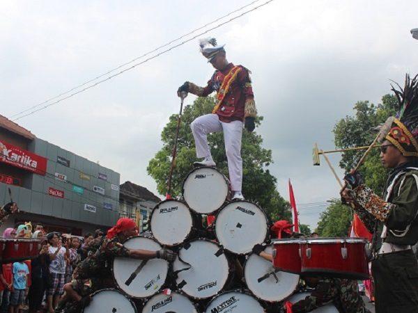 Team Brigade Drumband