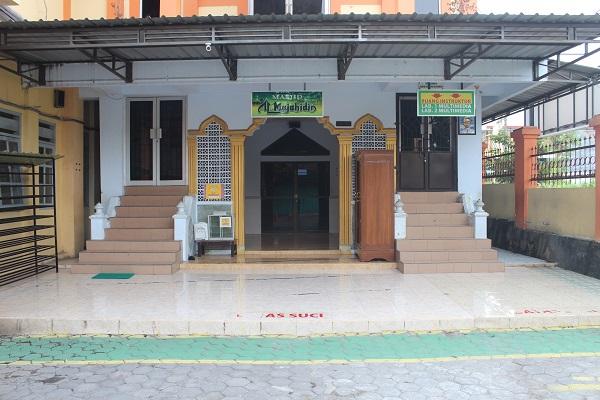 Masjid Al-Mujahidin