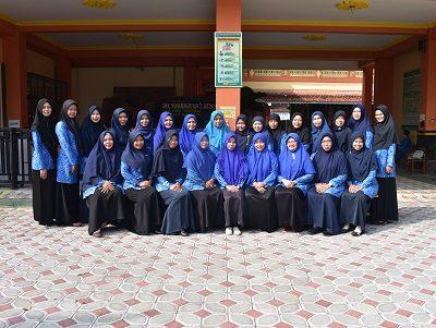 Pendidik dan Tenaga Kependidikan SMK Muh 2 Jatinom